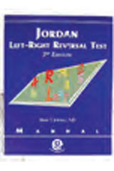 Jordan Left-Right Reversal Test-3 (Jordan-3)  Record Forms, Package of 25-1512111