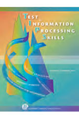 Test of Information Processing Skills (TIPS) Test of Information Processing Skills Test Kit