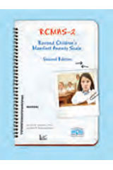 Revised Children's Manifest Anxiety Scale (RCMAS-2) Audio CD
