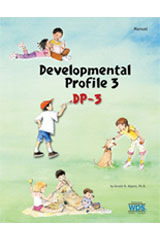 Developmental Profile (DP-3) Interview Forms, Package of 25