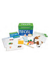 Test of Early Communication and Emerging Language (TECEL) Examiner Record Booklets, Package of 25