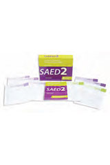 Scales for Assessing Emotional Disturbance (SAED-2) Examiner's Manual
