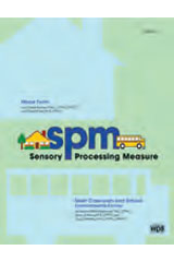 Sensory Processing Measure (SPM)  Main Classroom AutoScore Forms, Package of 25-1518517