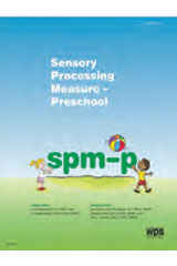Sensory Processing Measure - Preschool (SPM-P) School AutoScore Form Package of 25