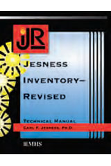 Jesness Inventory-Revised (JI-R) Scoring Templates-1520763| HMH