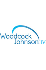 Woodcock-Johnson IV  Achievement Form C with Case-9780544935525