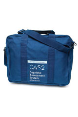 Cognitive Assessment System- Second Edition (CAS2)  Complete Kit with carrying case-1595061
