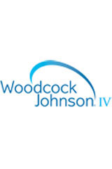 Woodcock-Johnson IV Achievement Standard & Extended Form A Test Record & Subject Response Booklets w/ISR Package (25)