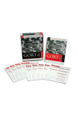 Gray Oral Reading Tests (GORT-4) Profile/Examiner Forms (Form B), Package of 25