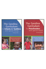 The Carolina Curriculum Preschoolers with Special Needs