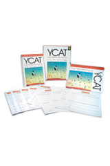 Young Children's Achievement Test (YCAT) Profile/Exam Record Books, Package of 25