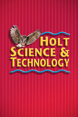 Holt Science & Technology  Premier Online Student Edition (6-year subscription) (L) Interactions of Matter-9780030305160