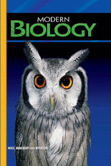 Modern Biology 1 Year Interactive Online Edition-9780030367724