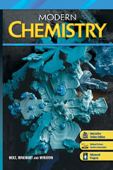 Holt Modern Chemistry  Premier Online Edition (6-year subscription)-9780030368097