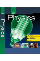 Holt Physics  Interactive Online Edition (6-year subscription)-9780030368196