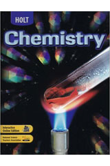 Holt Chemistry  Enhanced Online Edition (1-year subscription)-9780030371547