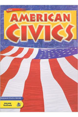Holt American Civics  Premier Online Edition (1-year subscription)-9780030380617