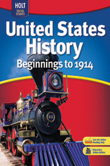 United States History Student Edition Beginnings to 1914