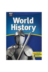 World History Full Survey  Document-Based Activities for World History-9780030435096