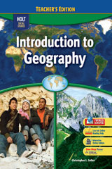 World Regions Student Edition Intro to Geography