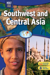 World Regions Student Edition Southwest and Central Asia