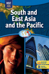 World Regions Student Edition South and East Asia and the Pacific