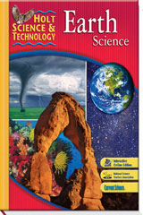 Holt Science & Technology 6 Year Subscription Premier Online Student Edition Earth Science-9780030462481