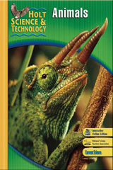 Holt Science & Technology 1 Year Subscription Premier Online Student Edition (B) Animals-9780030481185
