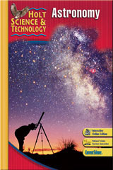 Holt Science & Technology 1 Year Subscription Premier Online Student Edition (J) Astronomy-9780030482540
