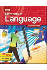 Elements of Language  Grammar, Usage, and Mechanics: Languages Skills Practice Second Course-9780030563522