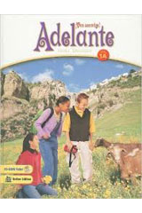 Adelante  Practice and Activity Book-9780030659423
