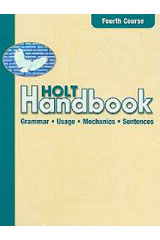 Holt Handbook  Developmental Language and Sentence Skills Guided Practice Fourth Course-9780030663895