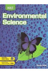Holt Environmental Science  Active Reading Workbook-9780030665943