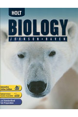 Holt Biology  Student Edition-9780030740619