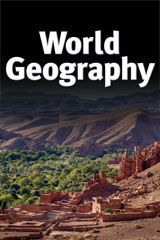 World Geography  Geography's Impact Video Program (DVD) Grade 6-9780030780721