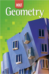 Holt Geometry © 2007  Student One-Stop CD-ROM-9780030781186