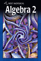Holt Algebra 2  Are You Ready? Intervention and Enrichment with Answers-9780030784149