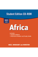 World Regions Student Edition CD-ROM Africa