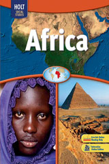 World Regions Student Edition CD-ROM (Set of 25) Africa