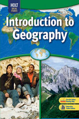 World Regions Student Edition CD-ROM (Set of 25) Intro to Geography
