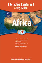 World Geography Program Assessment Africa