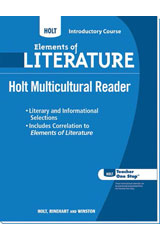Holt Multicultural Readers  Student Edition Introductory Course-9780030785917