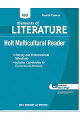 Holt Multicultural Readers  Teacher's Guide Fourth Course-9780030786020