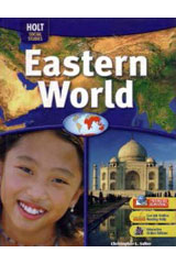 Holt Social Studies: Eastern World  Interactive Reader and Study Guide-9780030786839