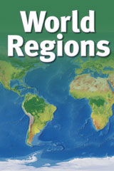 World Regions: Western World  Student Edition On Audio CD Program-9780030787225