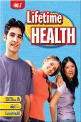 Holt Lifetime Health  Exploring Food and Fitness Choices Interactive CD-ROM-9780030787942