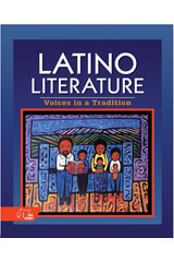 HRW Library  Latino Literature: Voices in Tradition-9780030789649