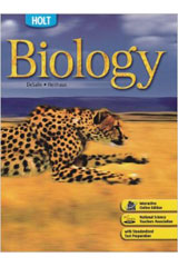 Holt Biology  Student Edition, Spanish-9780030932588
