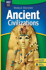 World History: Ancient Civilizations  Spanish/English Interactive Reader and Study Guide-9780030941276