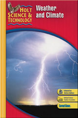Holt Science & Technology  Interactive Textbook (I) Weather and Climate-9780030958205